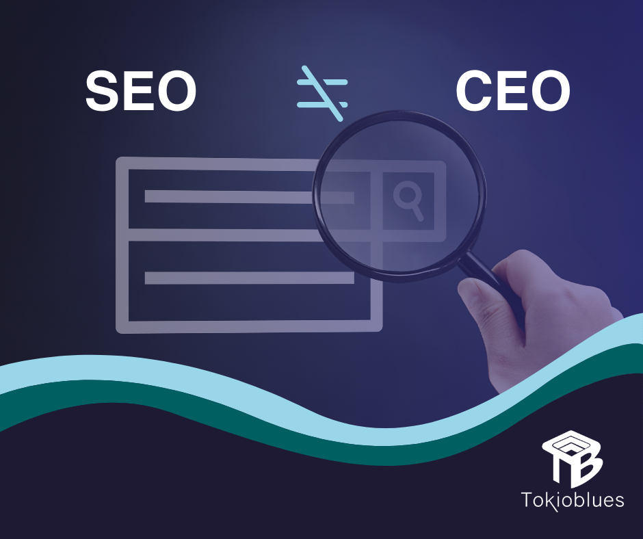 SEO vs CEO